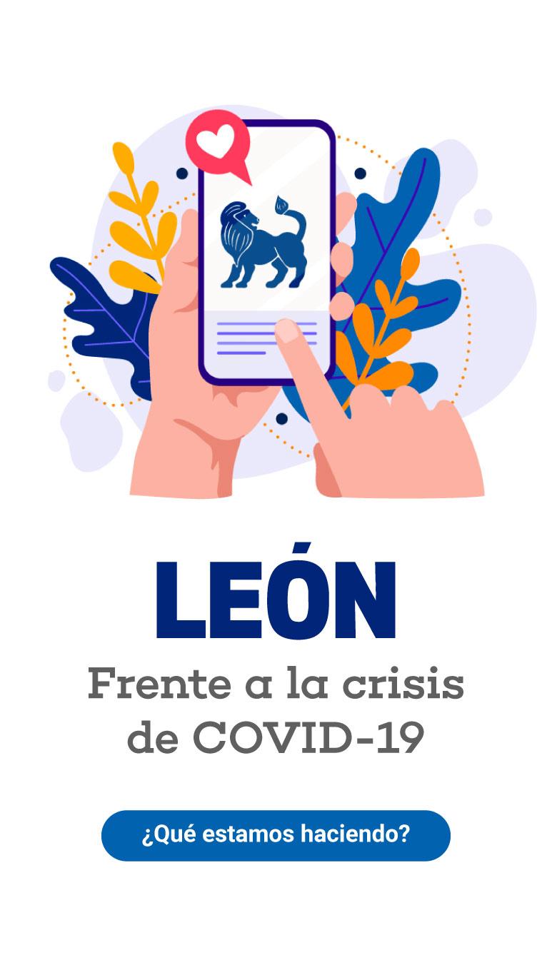 León frente a la crisis de COVID-19 ¿Qué estamos haciendo?